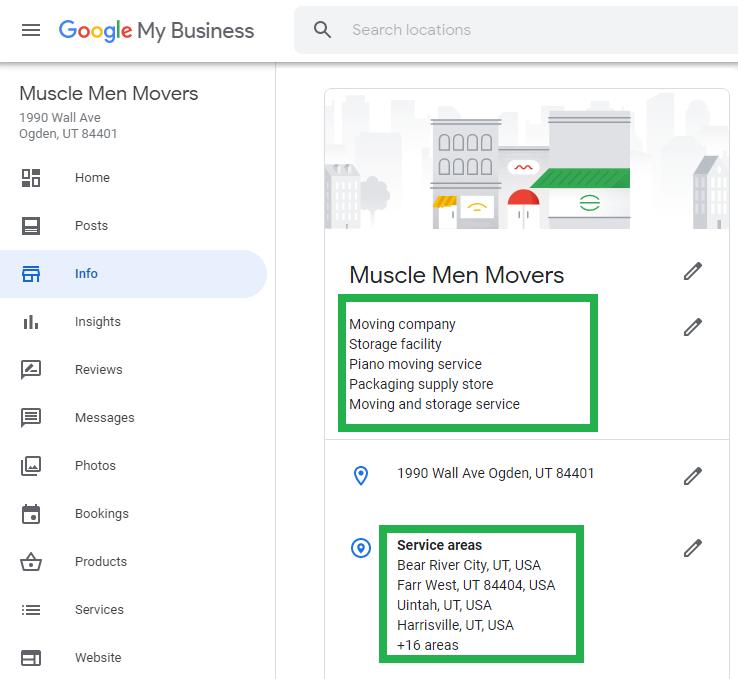 Search Marketing Agency Moving Company