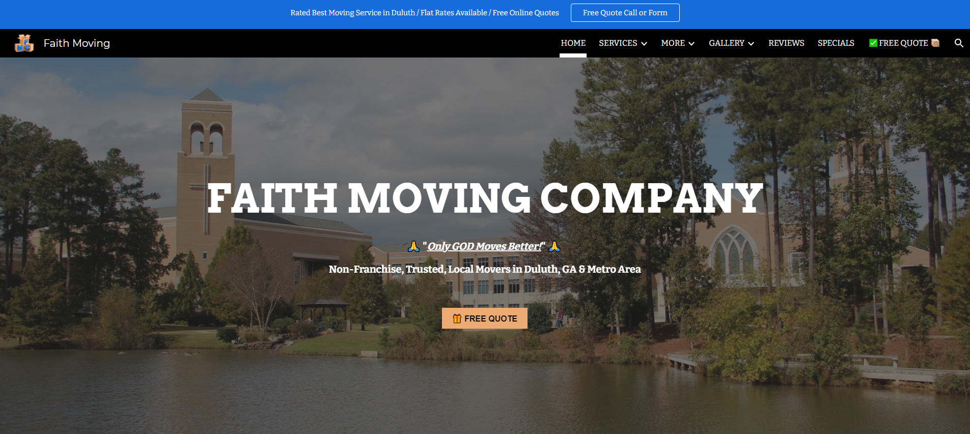 SEO for Movers